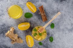 Cinnamon.Honey.Ginger. Lemon.Image  stone texture. An interesting background with a fascinating texture. Cinnamon.Honey.Ginger. Lemon.Image of stone texture. An stock image