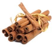 Cinnamon isolated Stock Photo