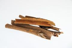 Cinnamon isolated Royalty Free Stock Photos