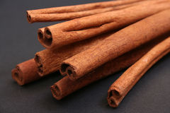 Cinnamon isolated Stock Photos