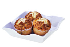 Cinnamon Muffins Royalty Free Stock Image