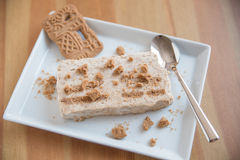 Cinnamon parfait Royalty Free Stock Photos