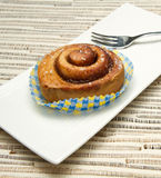 Cinnamon pastry Royalty Free Stock Images