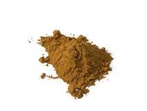 Cinnamon Pile Isolated Stock Photos