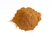 Cinnamon powder Royalty Free Stock Photos