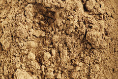 Cinnamon powder as background Stock Photography