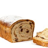 Cinnamon Raisin Bread Royalty Free Stock Photos