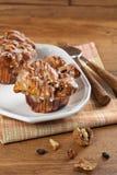 Cinnamon Raisin Muffins - Cobblestone Stock Images