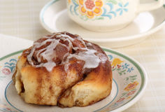 Cinnamon Roll Stock Photos