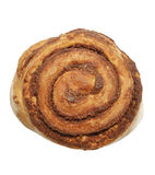 Cinnamon Roll  Isolated On White Royalty Free Stock Image