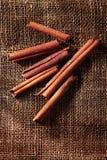 Cinnamon roll sticks Royalty Free Stock Photos