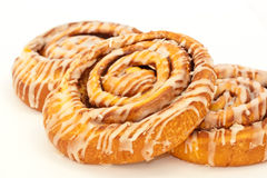 Cinnamon rolls Royalty Free Stock Photos
