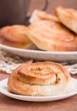 Cinnamon rolls. Royalty Free Stock Image