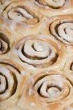 cinnamon rolls Στοκ Φωτογραφία