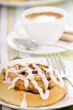 Cinnamon Rolls Stock Photo