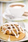 cinnamon rolls Στοκ Εικόνες