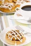 cinnamon rolls Στοκ εικόνα με δικαίωμα ελεύθερης χρήσης
