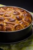 Cinnamon rolls Stock Photo