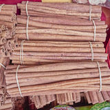 Cinnamon rolls closeup Stock Image