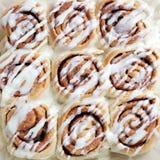 Cinnamon rolls Royalty Free Stock Images