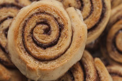 Cinnamon rolls series 03 Royalty Free Stock Photography