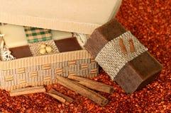 Free Cinnamon Soap Royalty Free Stock Photo - 2285555