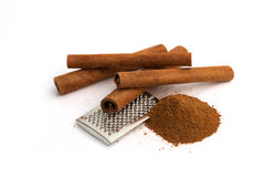 Cinnamon spice Royalty Free Stock Image