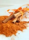 Cinnamon Spice Royalty Free Stock Photo