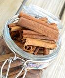 Cinnamon spice. Stock Image