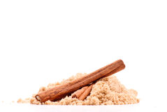 Cinnamon Spice Sticks Royalty Free Stock Image