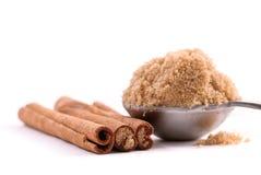 Cinnamon Spice Sticks Royalty Free Stock Photography