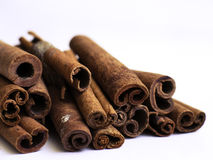 Cinnamon stack 1 royalty free stock image