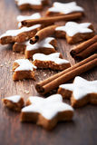 Cinnamon Stars stock images