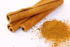 Cinnamon stick 01 Royalty Free Stock Photography