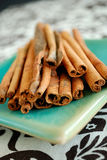 Cinnamon stick Royalty Free Stock Photography
