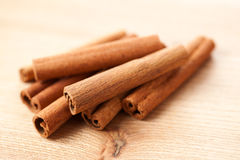 Cinnamon stick Stock Image