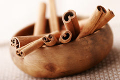 Cinnamon stick Stock Photography