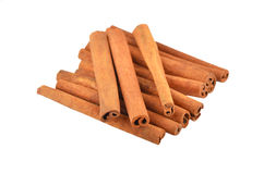 Cinnamon stick (canella) Royalty Free Stock Photography
