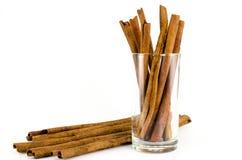 Cinnamon stick Stock Image