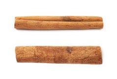 Cinnamon stick isolated Stock Photos