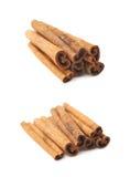 Cinnamon stick isolated Stock Photo