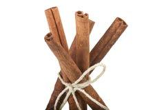 Cinnamon stick Stock Photo