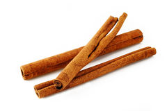 Cinnamon stick Stock Photo