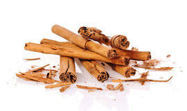 Free Cinnamon Sticks Royalty Free Stock Image - 16735476
