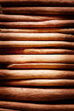 Cinnamon sticks. Royalty Free Stock Image