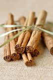Cinnamon sticks Royalty Free Stock Image