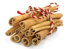 Cinnamon sticks Stock Photos