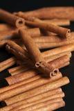 Cinnamon sticks Royalty Free Stock Image