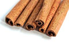 Cinnamon Sticks Royalty Free Stock Photography