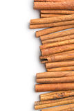 Cinnamon sticks spice. Stock Images